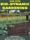 Bio-Dynamic Gardening (eBook)